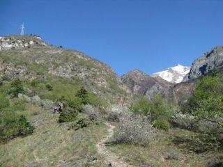 Salendo al Molaras...il Rocciamelone