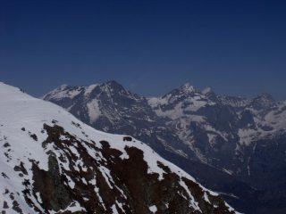 monte Lera, Croce Rossa e Bessanese