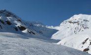 dall'alpe Vaudala (q.2350) il Vallone e la Cima