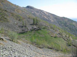 L'Alpe Bitogno di Vico e Le Colme