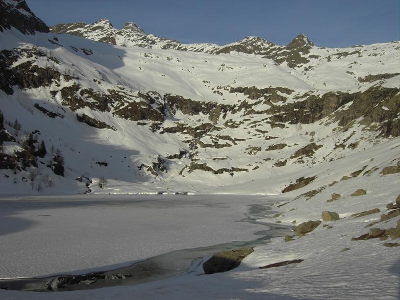 3.Lago  sott. di Sella.
