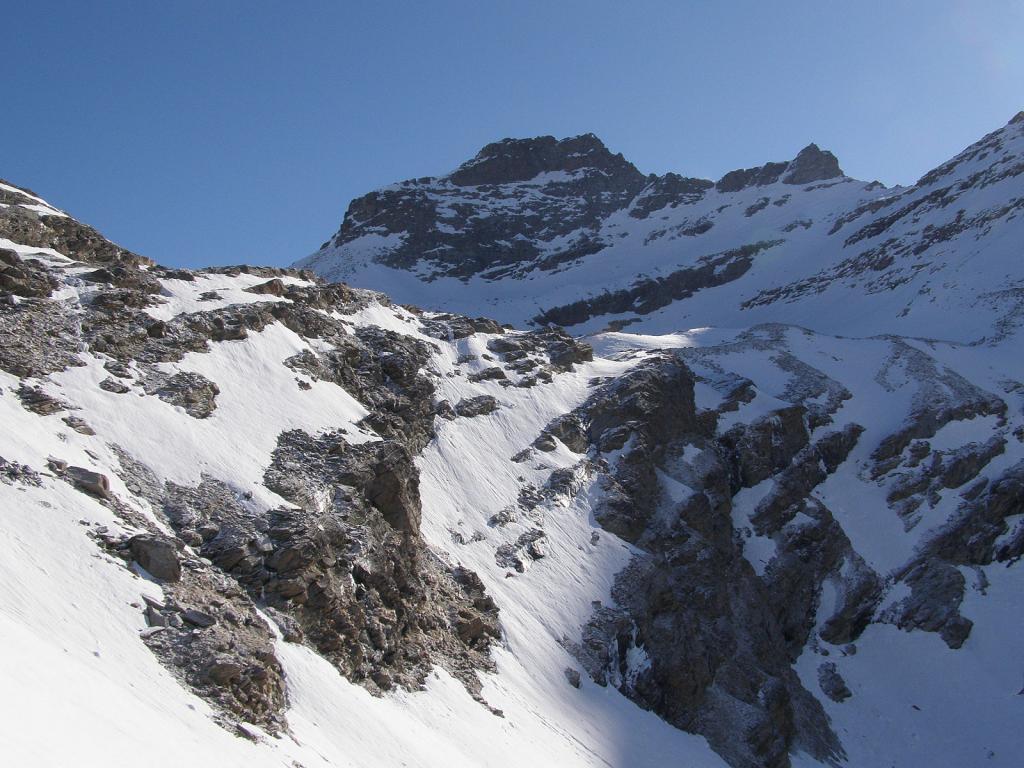 Fourà(Punta) da Chiapili di Sopra 2011-04-16