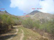 Cavallaria e Gregorio da poco sopra alpe Salero