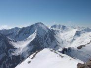il Grand Berard dalla cima