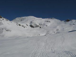 Il monte Roisetta
