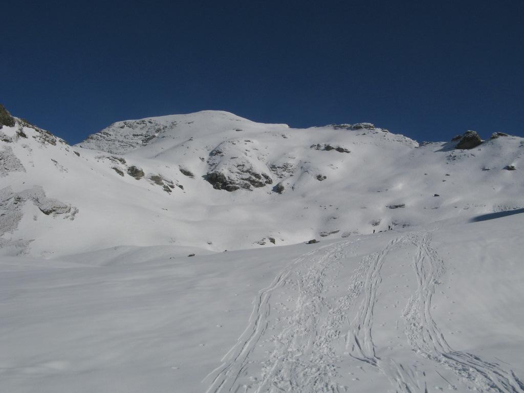 Roisetta (Mont, Punta Sud) da Cheneil 2011-04-16