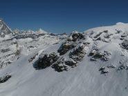 La Punta Nord del monte Roisetta