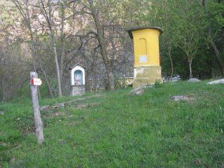 Altri piloni votivi alle porte di Ceresa
