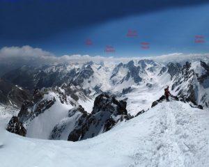 Dal Bric Cassin al Monte  Scaletta