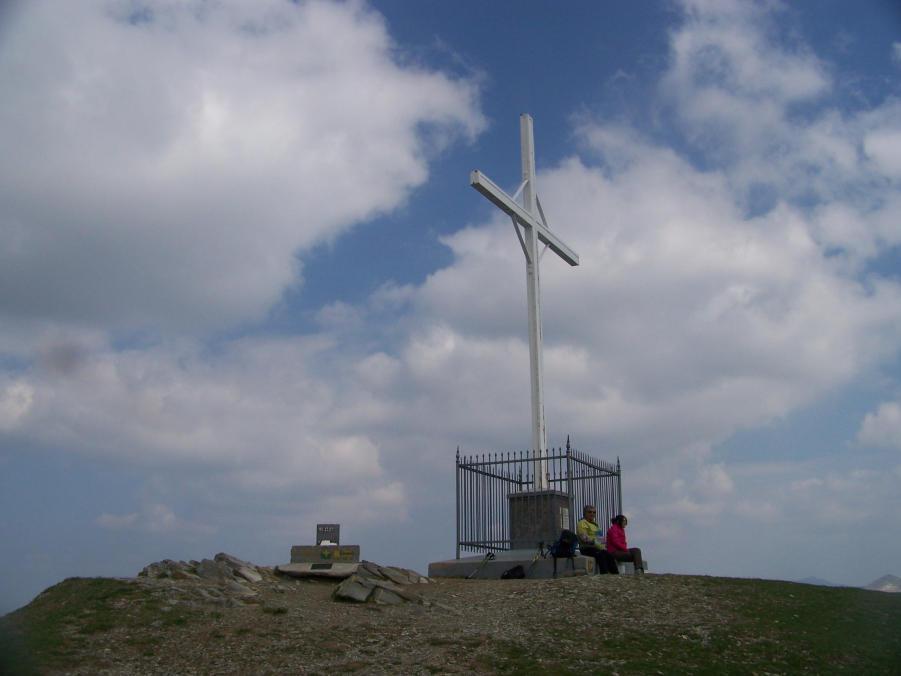 Antola (Monte) da Crocefieschi per il Monte Buio 2011-04-17