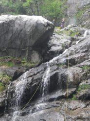 La C15 finale della cascata