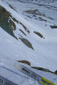 Sassal Mason dall'Ospizio al Passo del Bernina
