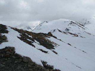 La cresta Dormillouse - Terra Nera