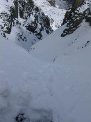 Ultimi metri: quanta neve!!!