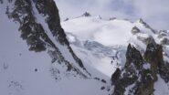 Col des Ecandies/ Glacier du Trient/ Aiguilles du Tour
