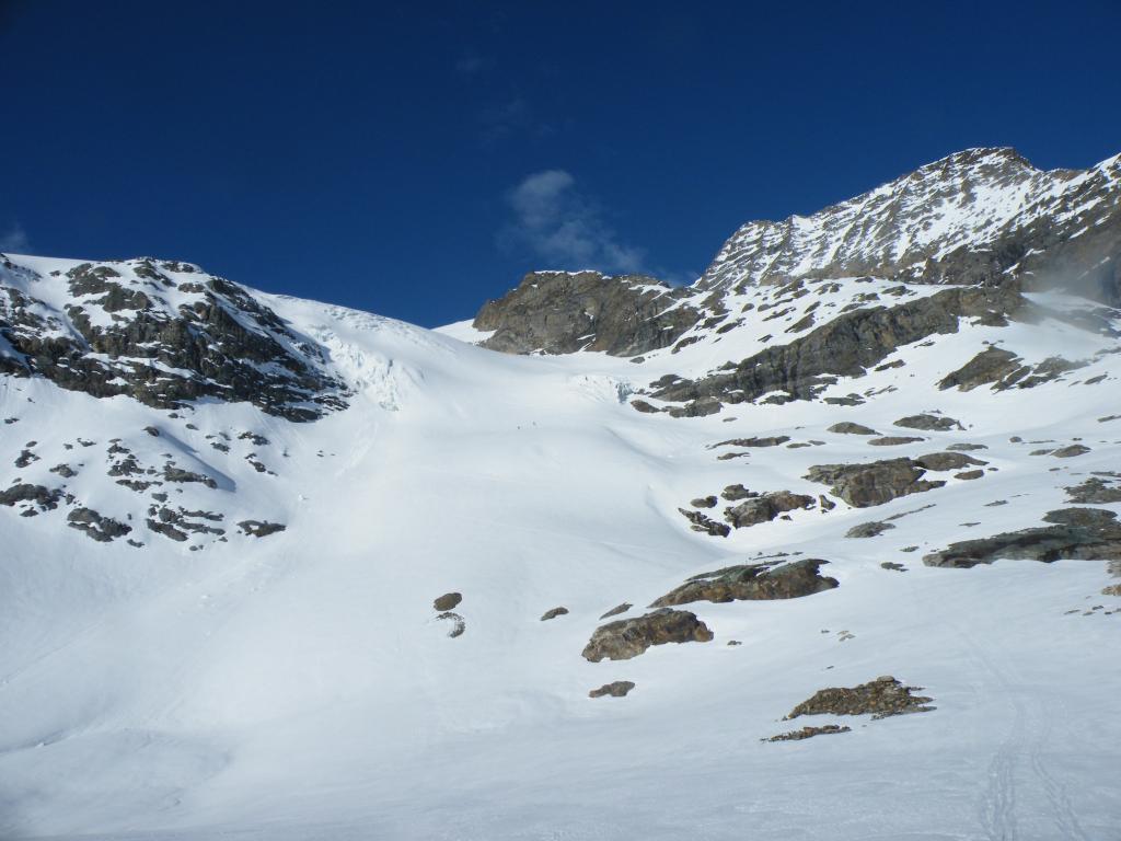 Caral (Piz) dal Passo del Bernina 2011-05-01