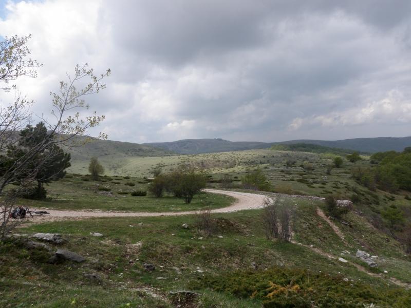 Cardosa (Monte) da Visso, giro 2011-05-04