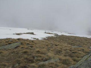 Discesa alle Alpi Chiaromonte