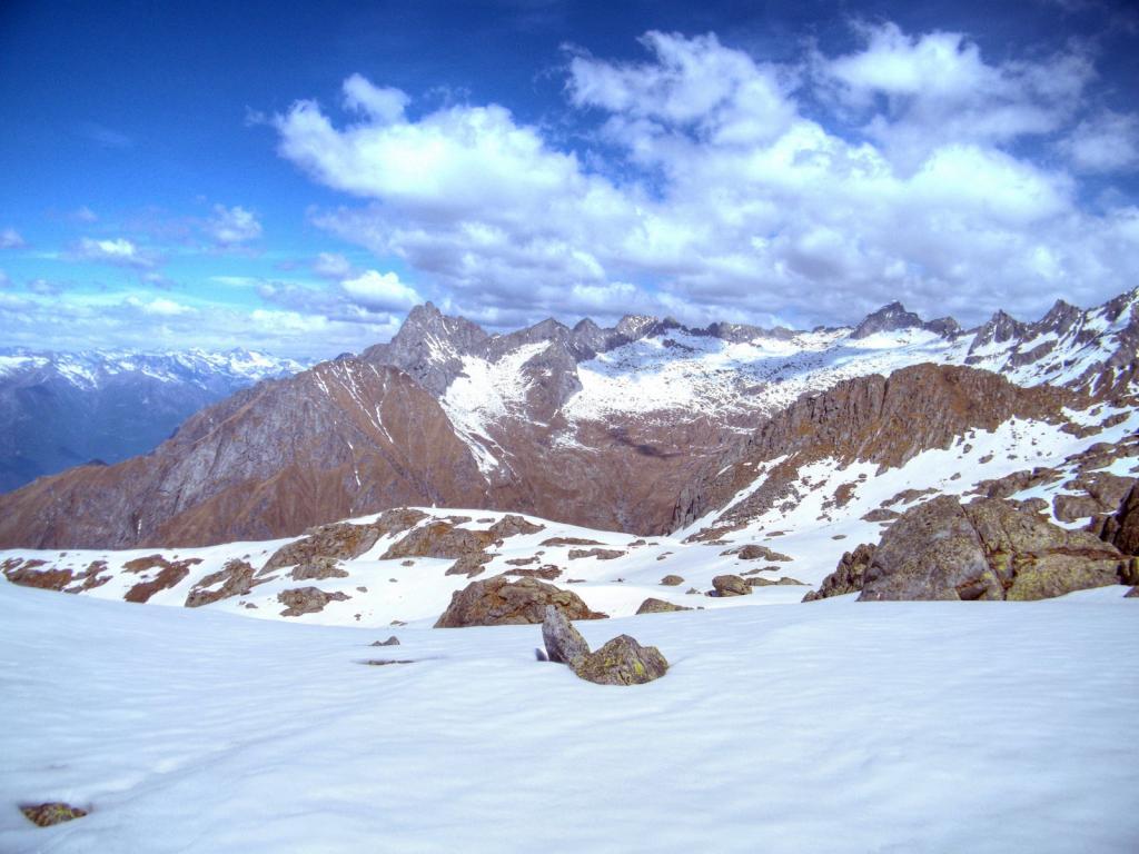 Panoramica sulla Valle dei Ratti