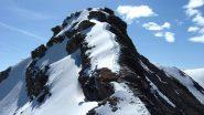 La vetta alpinistica.....