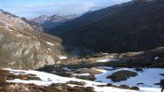 Les Fonts osservata da quota 2200 m. (8-5-2011)