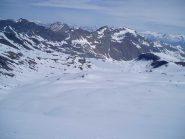 lago Miserin ghiacciato