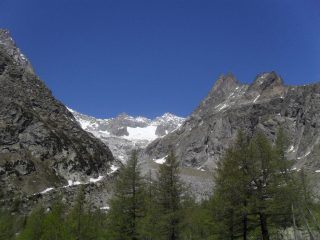 panorama sul Triolet