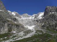 panorama verso la Lechaux