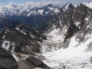vallone dell'Infernetto dalla cima