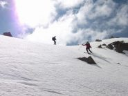 entrata soft su neve ottima