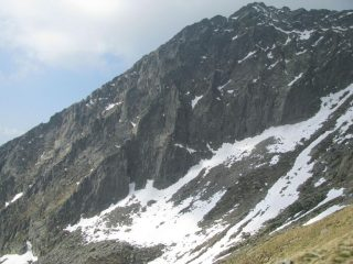 Panorama sulla vicina Cima Fer
