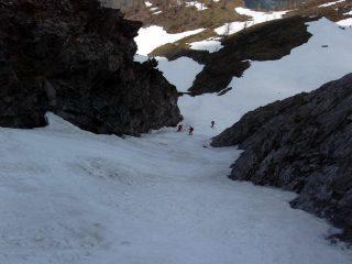 Canale  che scende all'Eitrangoulòuu