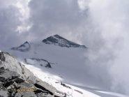 Monte Leone dalla cima.