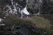 L'alpeggio-bivacco Promoud, sull'Alta Via 2