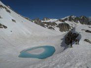 Il lago superiore di Fremamorta