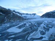 Il ghiacciaio del Rodano (maggio 2011.. per i posteri)