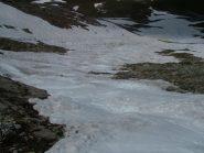 Versante italiano..Lingue di neve... sciato da PAZZI!!