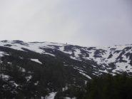04 - Dettaglio cima Monte Pintas