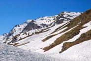i valloni del Gran Mioul, il nostro è il primo, quello che conyce in cima è l'ultimo
