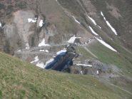 10 - Colle delle Finestre un'ora dopo il Giro d'Italia