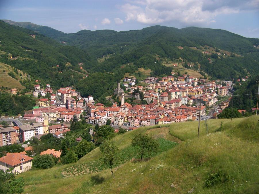 Dente (Bric del) Traversata Mele-Campo Ligure 2011-05-29