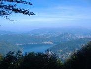 Vista sul lago dalla Bellavista