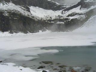 Il lago di San Grato