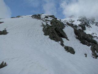Schiarita verso il Monte Giavino