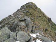 Punta Artisöl dal colle omonimo