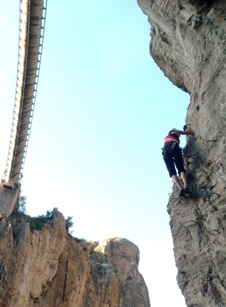 Gorges de la Durance (Ferrata delle) 2011-06-06