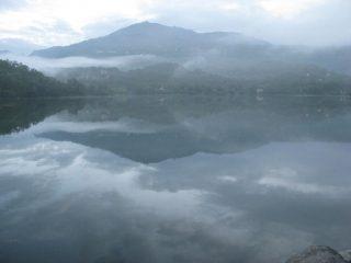 Sguardo verso la meta dal Lago Sirio