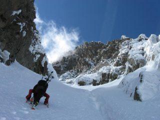 Alain in Patagonia