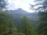 panoramica sul versante Nord