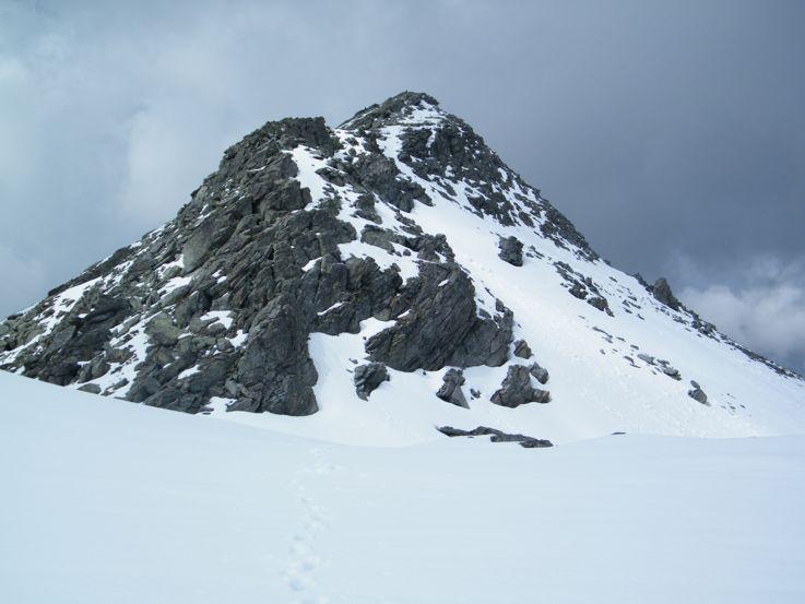 Perrin (Monte) da Champoluc per il Vallone di Mascognaz 2011-06-12